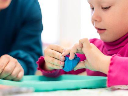 Ergotherapie Veronika Mauracher - Feinmotorik Kinder